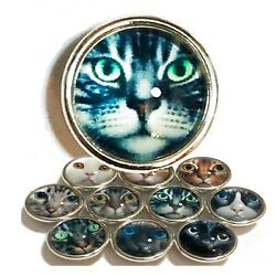Kameleon Kitty Cat JewelPop; Choose Your Cat For Kameleon Rings and Jewelry $12.00