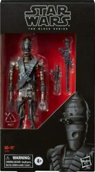 Star Wars IG 11 Mandalorian The Black Series Droid 6 inch Action Figure $31.90