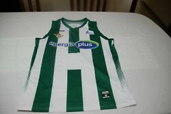 T Shirt Basketball of The Real Betis Source Plus Brand Spalding Size S Shirt $18.13