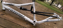 26quot; Cannondale Rize Four Full Suspn MTB Frame Small Frame 130mm Travel $325.00