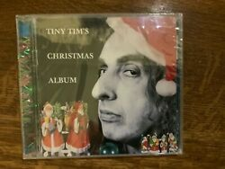Christmas Album by Tiny Tim CD Sep 1996 Rounder Select $18.00