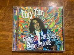 Tiny Tim Songs of An Impotent Troubadour English Import rare Ex.Cond. OP $30.00