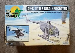 21st Century Toys AH 6 Little Bird 1 6 Scale Helicopter for 12quot; Action Figures $750.00