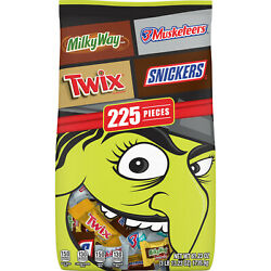 Mars Chocolate Mini Size Candy Variety Mix 3 LB 13oz 225 count Free Shipping $22.88