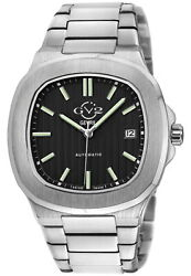 Gv2 By Gevril Men#x27;s 18100 Potente Swiss Automatic Stainless Steel Date Watch $399.00