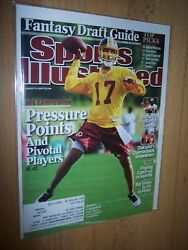 Sports Illustrated Jason Campbell Pressure Points August 10 2009 $1.99