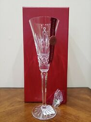 WATERFORD TWELVE 12 DAYS OF CHRISTMAS FLUTE EIGHT 8 MAIDS A MILKING $195.00