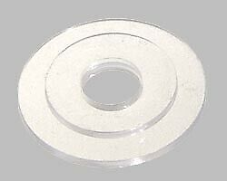 Bamp;P Lamp Clear Plastic Washer For Crystal Fixtures $7.10