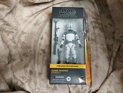 Star Wars The Black Series Clone Trooper Kamino 6 Inch Action Figure $33.99