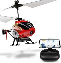Cheerwing U12S 2.4G Mini RC Helicopter with Camera Wifi FPV Drone Kids Gift Toy $35.98