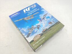 RealFlight 9 RF9 RC Airplane Helicopter Flight Simulator Software Only RFL1101 $79.99