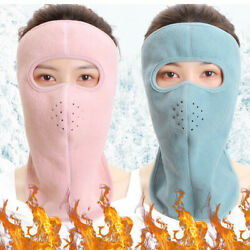 Warm Integrated Autumn Winter Windproof Earmuffs Neck Protection Cycling Mask $7.28