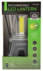 3000 LUMENS LED Lantern 4 MODES COB Lighting D BATTERIES INCLUDED Camping Trail $29.95