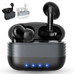 Bluetooth Earbuds for iPhone Samsung Android Wireless Earphone WaterProof IPX7 $19.99