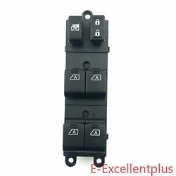 Driver POWER Master Window Switch Fits 2006 2007 Infiniti M35 amp; M45 25401 EH100 $29.56