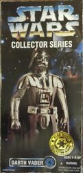 Darth Vader Action Figure 12quot; Star Wars Collector Series Doll 1996 Kenner $20.00
