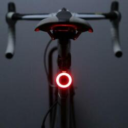 Multi Lighting Modes Bicycle Light Usb Charge Led Tail Rear Bike Flash Light $11.13