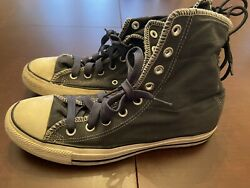 Converse All Star Womens Size 9 High Top Skateboarding Athletic Shoes $19.99