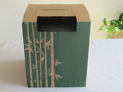Bamboozle Food Composter Indoor Food Compost Bin for Kitchen Graphite NEW $23.74