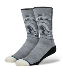 STANCE MENS JACKIE ROBINSON DAY COTTON SOCKS NEW SIZE LARGE 9 12 . $24.99