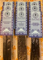 Fred Soll#x27;s Resin On A Stick Handmade Natural Incense Aroma Home Fragrance $9.00