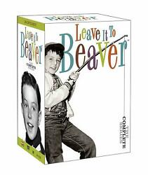 Leave It To Beaver: The Complete DVD Series Seasons 1 6 Box Set 36 disc. $56.76
