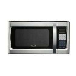 Oster 1.3 cu ft 1100 Watt Microwave Oven Stainless Steel OGZF1301 $56.99