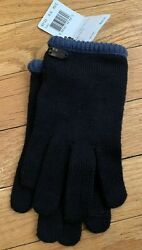 Coach Knit Gloves Brand New $25.00