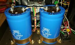 HAFLER DH 500 POWER SUPPLY UPGRADE: NIPPON CAPS 35A RECTIFIER 16A POWER SW. $175.00