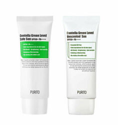 PURITO Centella Green Level Safe Sun Unscented Sun SPF50 PA 60ml $19.95