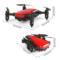 Mini LF606 Foldable Wifi FPV 2.4GHz 6 Axis RC Quadcopter Drone Helicopter Toy $27.00