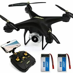JJRC Drone With Camera For Adults 2020 MINS Longer Flight Time 720P FPV WiFi $110.99