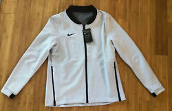 Nike Therma Flex Womens AT5415 100 Basketball POCKETS Size MEDIUM M $110.00 $54.99