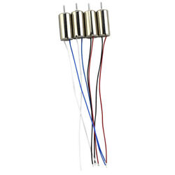 MagiDeal 4x Metal Remote Helicopter Accs Micro Servo Drone Motor Replacement $14.12