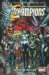 Champions Vol. 3: Champion for a Day Paperback Mark Waid $10.13