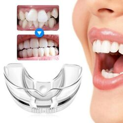 3 Stages Dental Orthodontic Teeth Corrector Braces Tooth Retainer Straighten $10.88
