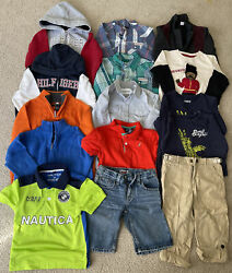 4T Lot Of Boys Designer clothes 15 Pieces