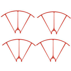 MagiDeal RC Blade Propeller Guard Cover for X5HW X5HC SYMA Quadcopter Red $5.38
