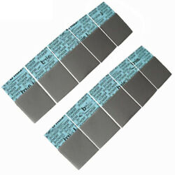 For CPU GPU For Computer 15*15*1mm Thermal Pad Conductive Heatsink Silicone $1.34