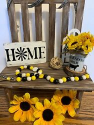HOME WINDMILL MINI WOOD SIGN TIERED TRAY FARMHOUSE RUSTIC DECOR 6 1 8quot; x 3 5 8quot; $7.95