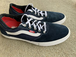 """VANS Mens 13 """"GILBERT CROCKETT PRO"""" Shoes Sneakers 'These Are GREAT' $21.95"""