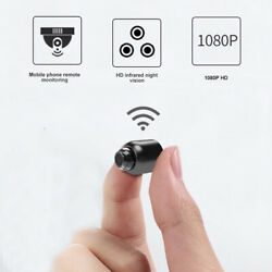 Mini Camera HD 1080P Video Motion Night Vision Cam Wifi Camcorder Security DVR $39.57