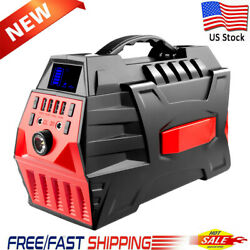 500W Portable Power Station 407Wh Backup Lithium Battery Pack Solar Generator US $282.49