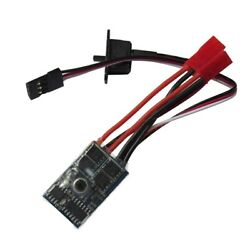 3X Rc ESC 10a Brushed Motor Speed Controller for Rc Car Boat W o Brake without $21.92