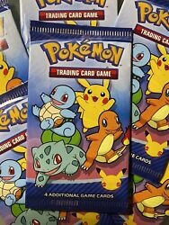 2021 Pokemon Cards McDonalds Happy Meal Pack 25th Pokemon Anniversary $10.00