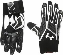 UA Combat Lineman Football Gloves **BRAND NEW SHIPS FREE** $32.99