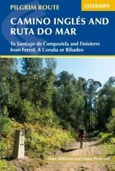 Camino Inglés and Ruta do Mar: To Santiago de Compostela and Finisterre from Fer $14.53