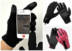 Warm Windproof TouchScreen TEXTING WINTER GLOVES for iPhone amp; SmartPhone $9.97