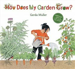 How Does My Garden Grow? Hardcover by Muller Gerda Like New Used Free shi... $17.79