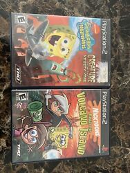 PS2 Nickelodeon Games $18.00
